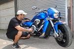 salman khan bike