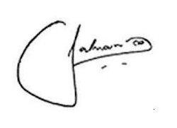 salman khan autograph