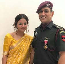 ms dhoni wife