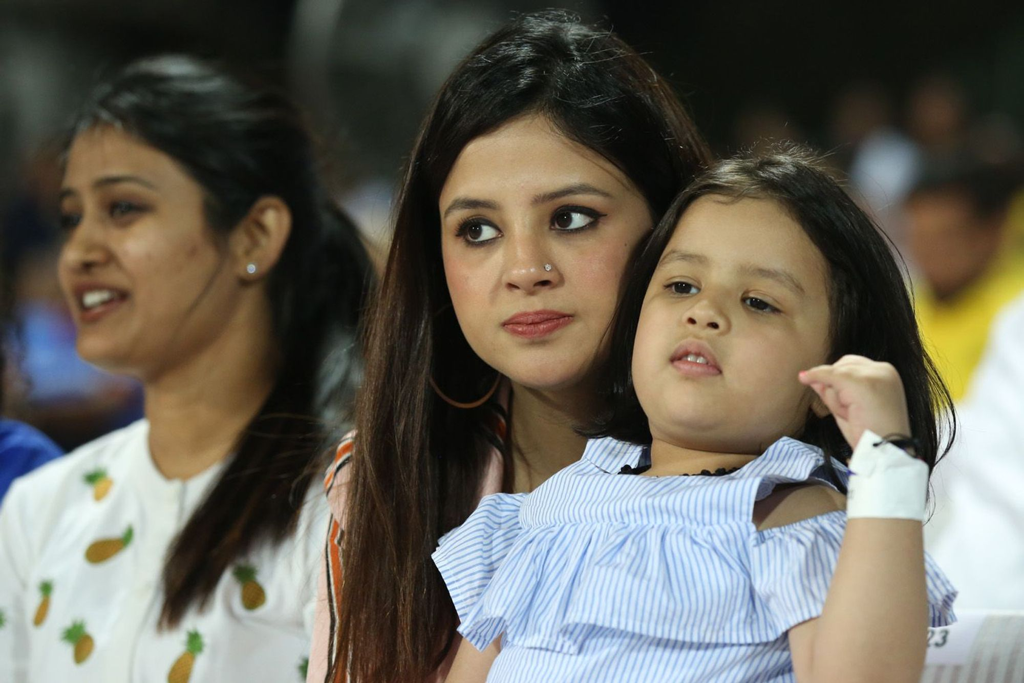 ms dhoni daughter