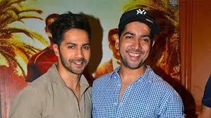 varun dhawan with brother
