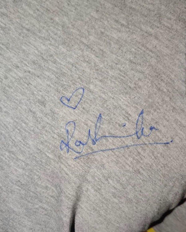 Rashmika Mandanna Signature