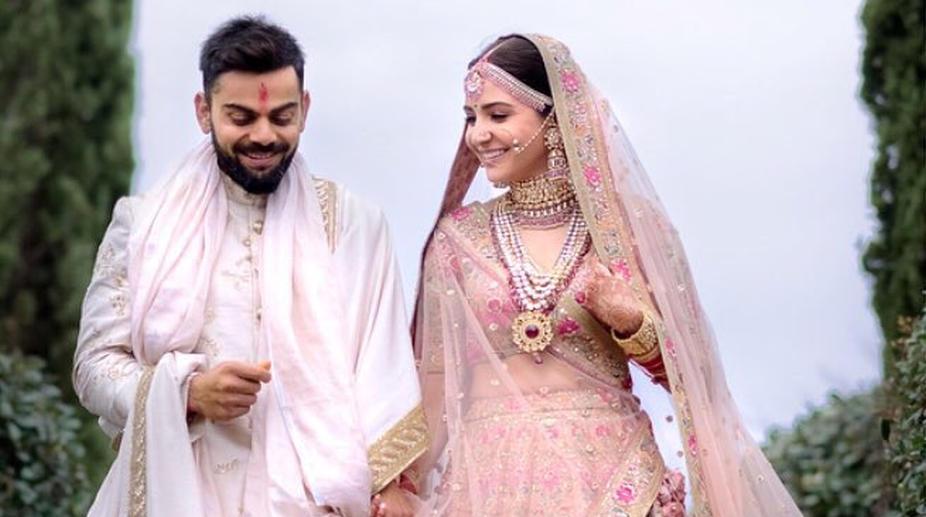 virat kohli anushka sharma marriage celebs99