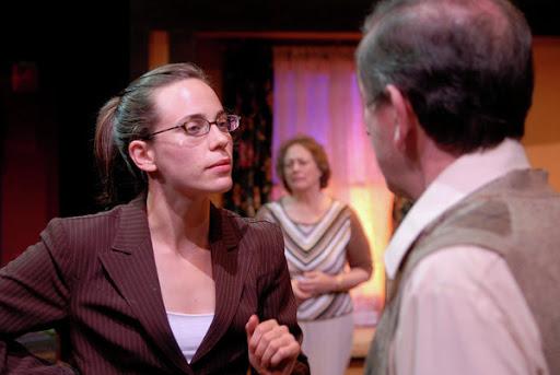 twelfth night Alison Weisgall play as Olivia