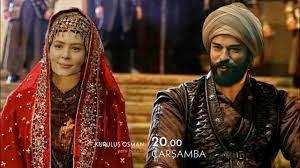 Kuruluş Osman 60. Bölüm - Osman Bey marriage, Bamsi Bey Death, Turgut Bey Entry